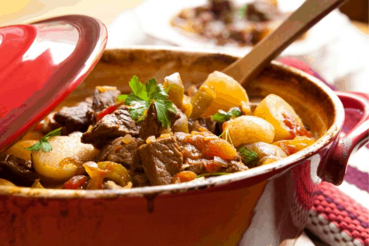 frugal meal ideas - vegetable beef stew