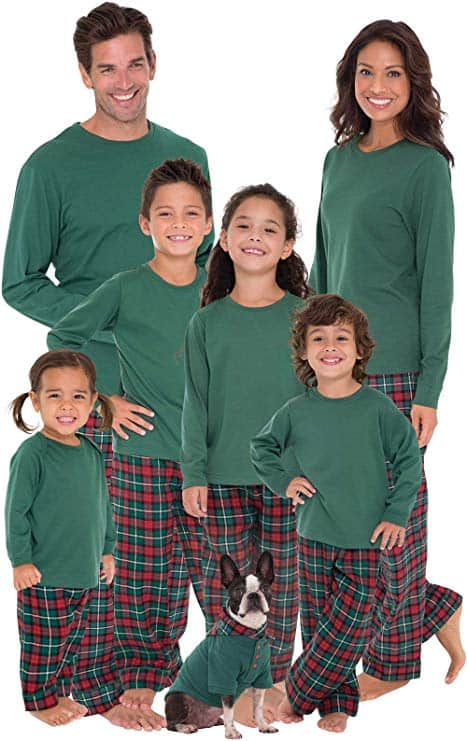PajamaGram Family Pajamas Matching Sets