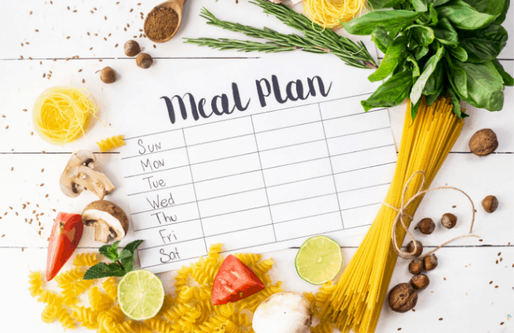 meal planning templates - why you should use them and what to use to make meal planning easier