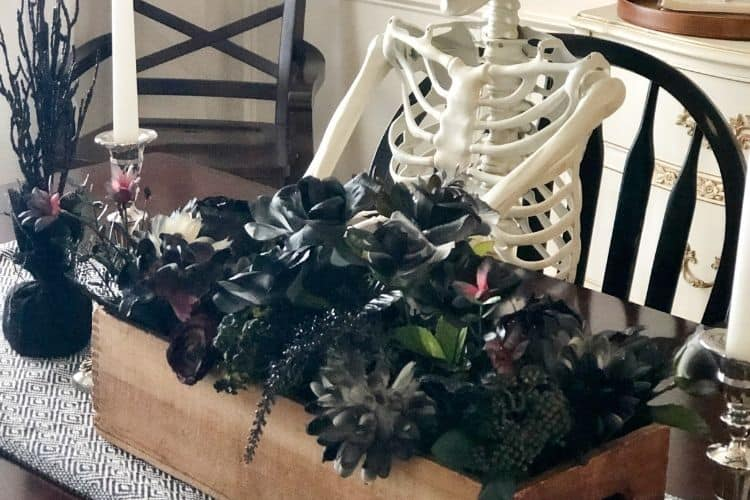 cheap halloween centerpiece