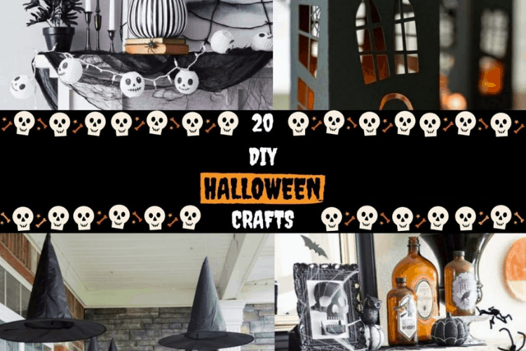 diy halloween decoration ideas and crafts