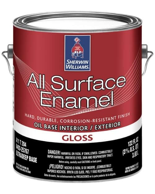 All Surface Enamel Oil Base - Sherwin-Williams
