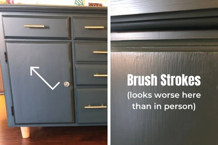 traditional sideboard makeover mistakes