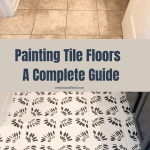 painting tile floors pin