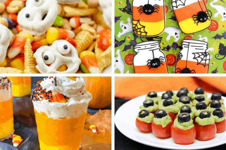 Easy Halloween Party Foods