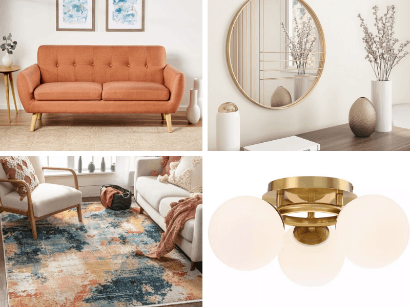 Affordable Modern Living Room Ideas